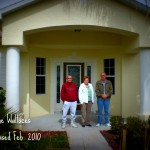 Dennis, Harold, & Bev buy a Model Home near Bayshore