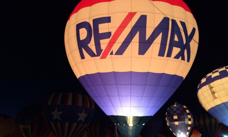 RE/MAX Balloon in Albuquerque